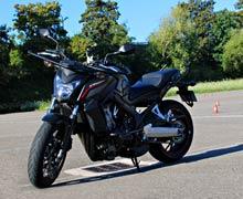 Le permis moto avec les auto-écoles Lamm Horizon